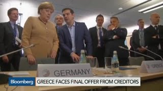 Showdown in Brussels: Is This Greece's Final Offer?