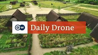 #DailyDrone: Freilichtlabor Lauresham | DW Deutsch