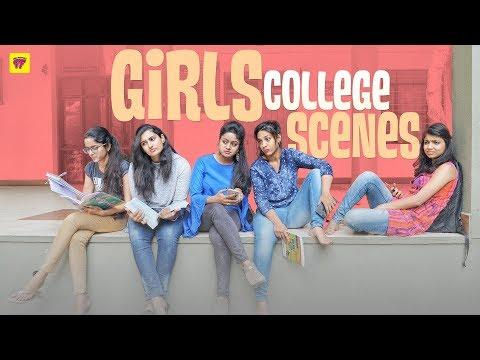Girls' College Scenes | Girl Formula | Chai Bisket