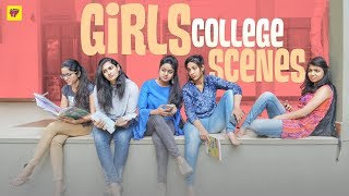 Girls' College Scenes | Girl Formula | Chai Bisket