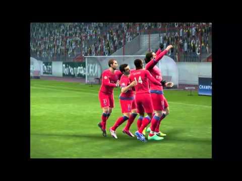 Pes13 пътят към купата на Uefa Champions League с PSG #4