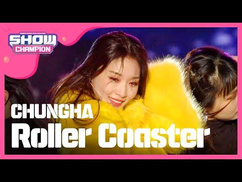 Show Champion EP.259 CHUNGHA - Roller Coaster [청하 - 롤러코스터]