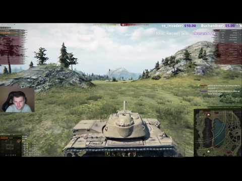 World of Tanks - T110E4 HE Best Round EU