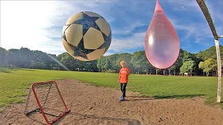 Soccer Trick Shots 3 | Kamiwaza Trickshots