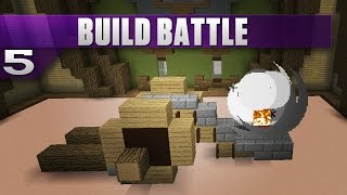 Minecraft: Build Battle || 5 || I iz winner