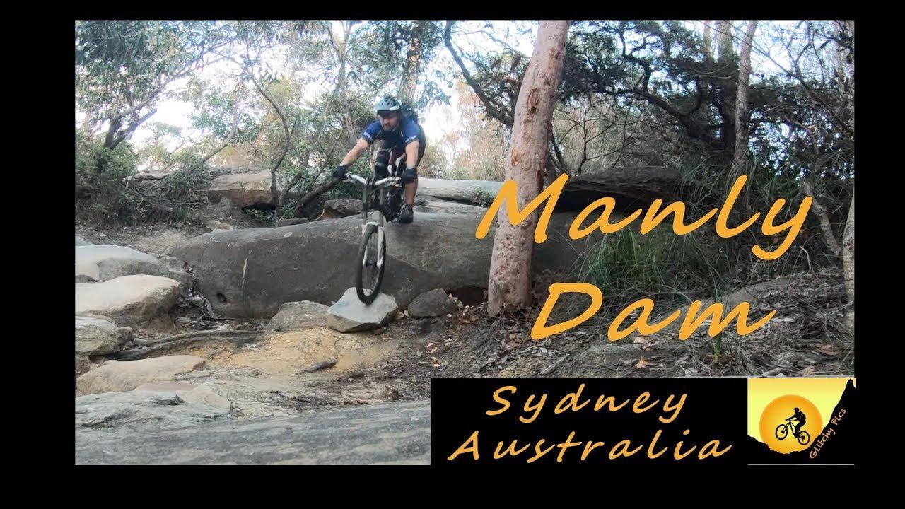 mountainbike dam rea