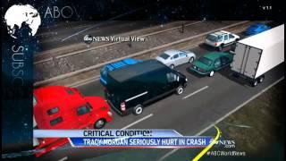Tracy Morgan Car Crash Details