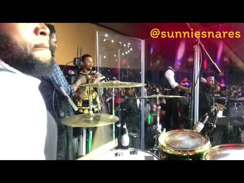 MUST WATCH ! HOT AFRICAN FUJI AND MAKOSA PRAISE MEDLEY - SUNNIE SNARES