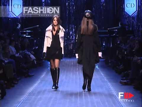 """Christian Dior"" Fashion Show Pret a Porter Women Autumn Winter 2005 2006 Paris 1 of 4"