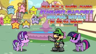 Watch Mario Starlight video