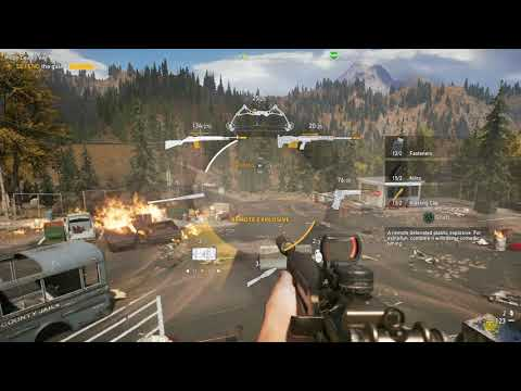 Far Cry 5 Prison Defence Coop