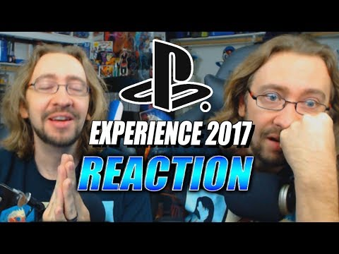 MAX REACTS: Playstation Experience 2017...It Still Hurts