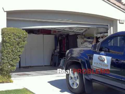 Exceptional Garage Door Repair San Diego | DOOR PROS   Duration: 33 Seconds.
