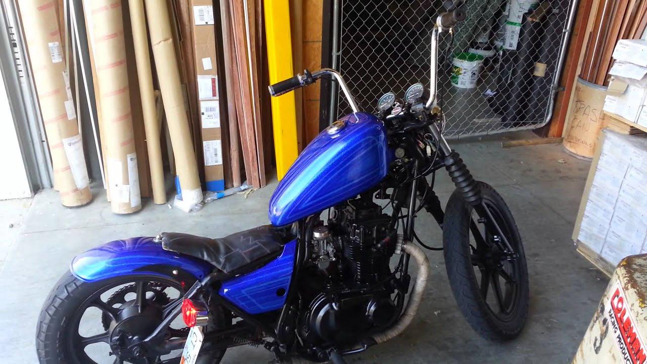 Kawasaki Kz Chopper