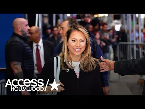 'GMA's' Ginger Zee Reveals She Attempted Suicide At 21 Years Old  | Access Hollywood