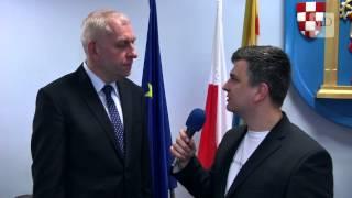 Wywiad z burmistrzem Grzegorzem Mrowińskim