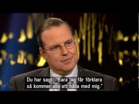 Anders Borg (M) i Skavlan 2013 - Hela intervjun
