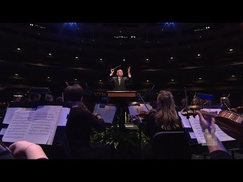 When in Our Music God Is Glorified - Mormon Tabernacle Choir