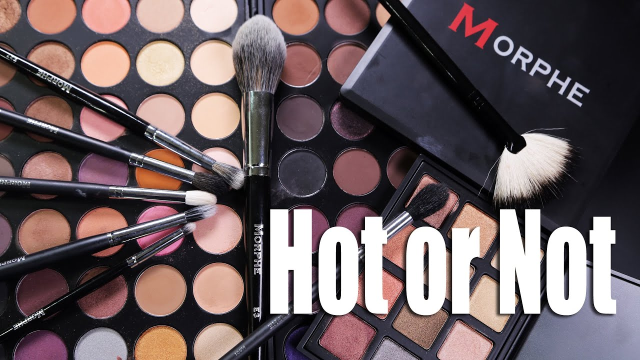 Morphe Makeup Brushes Hot Or Not Youtube Free shipping and samples available. morphe makeup brushes hot or not