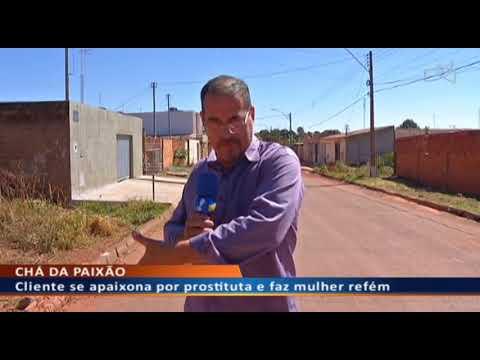 DF ALERTA -  Cliente se apaixona por prostituta e faz mulher refém
