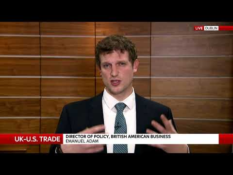 What are the prospects for UK-US trade after Brexit?