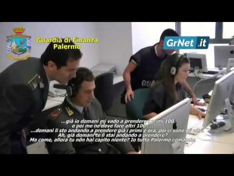 Palermo: biglietti falsi per l'ingresso allo stadio, la Finanza arresta 9 persone