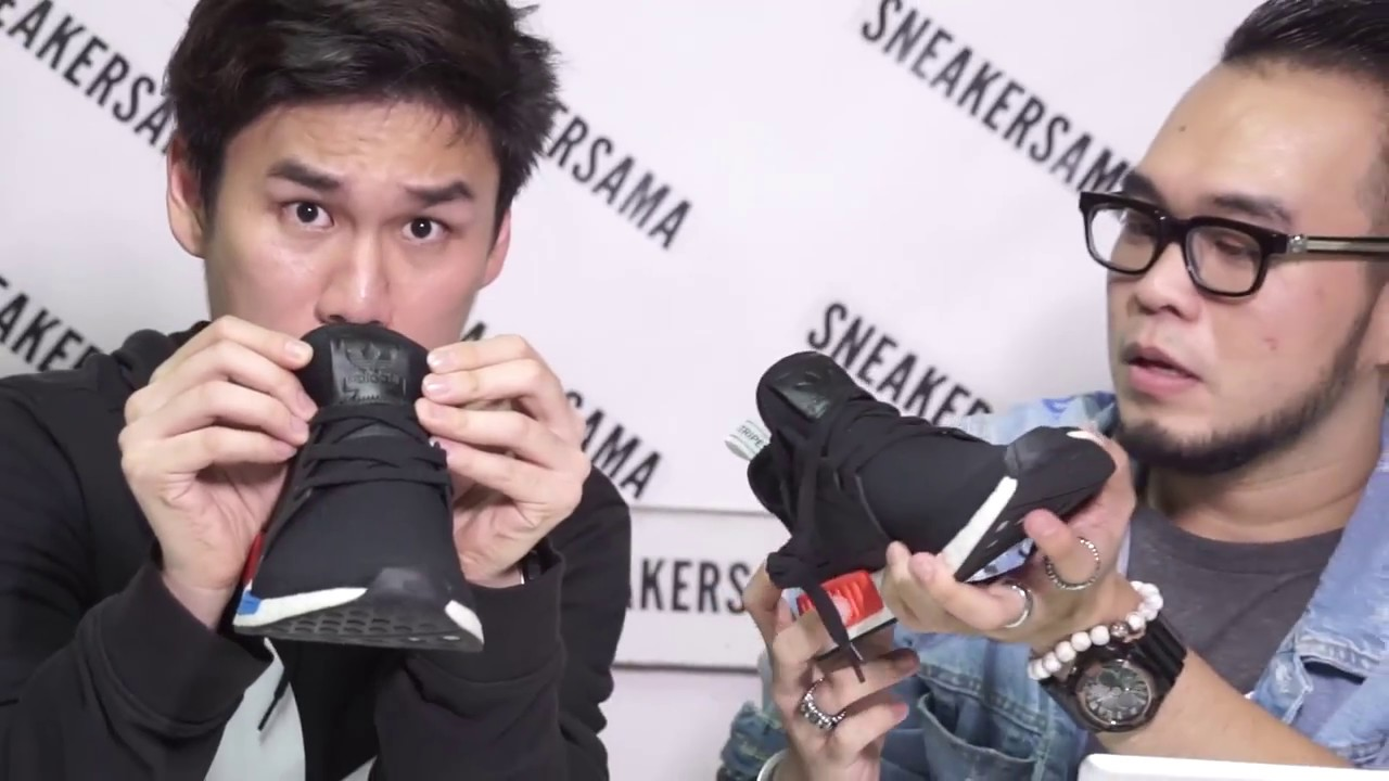 รีวิว Adidas Nmd Xr1 Pk Og ดำดูดจ๊วบ ๆ  Sneakersama Ep