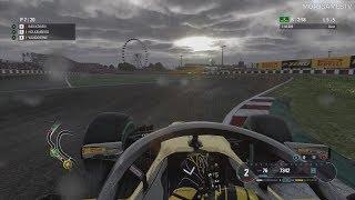 F1 2018 - 5 Lap Race at Suzuka [Light Rain]