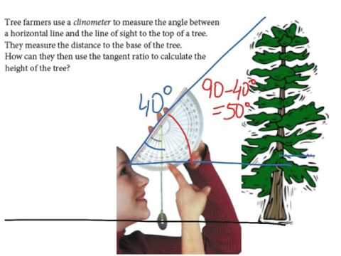 How to Make a Clinometer by Pete Anderson