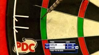 PDC World Matchplay 2012 Final - Phil Taylor vs. James Wade