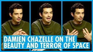 Damien Chazelle On Space Travel And His Career So Far  - First Man Interview