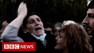 Nagorno-Karabakh: 'We've lost an entire generation' - BBC News