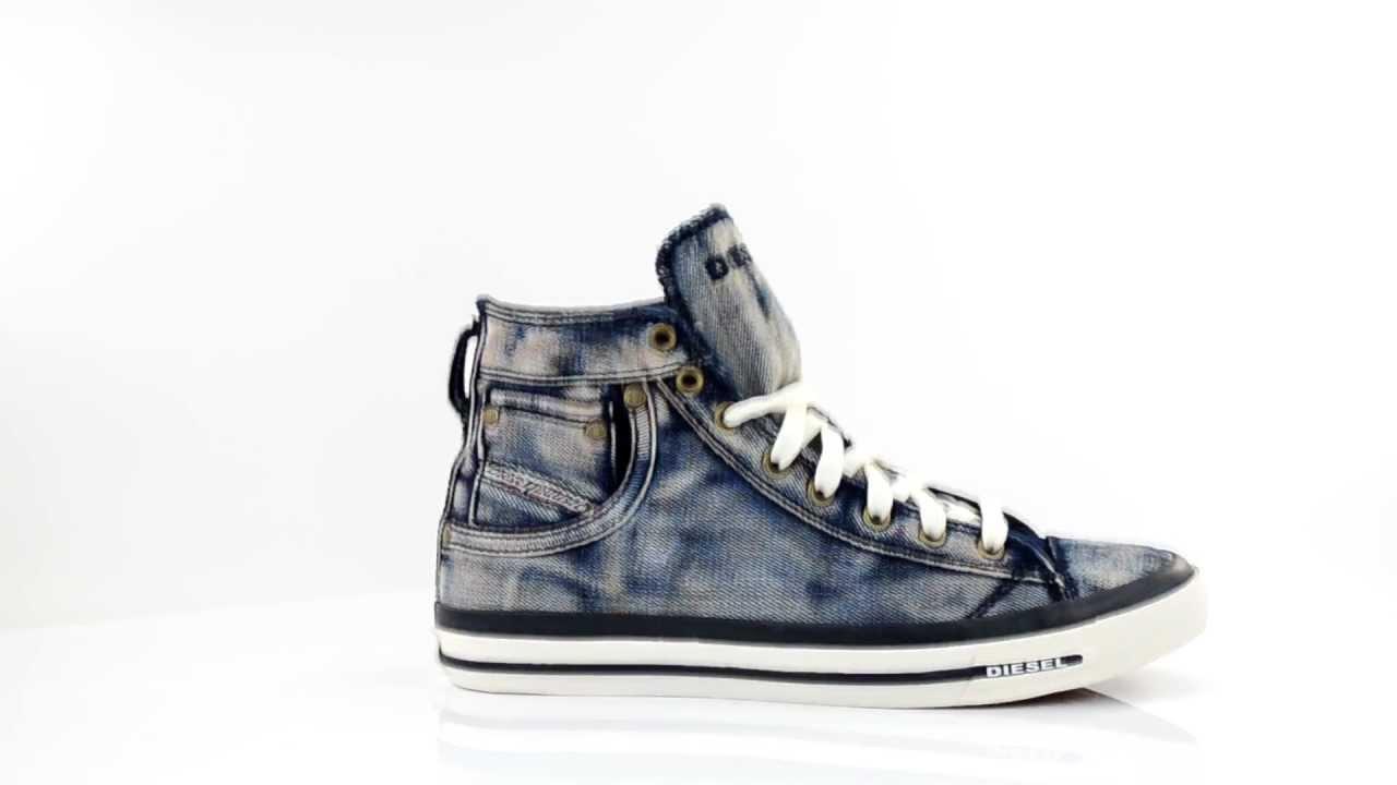 Diesel Magnete Exposure Men shoes,sneakers,schuhe    www.onlinesneakershop.nl - YouTube