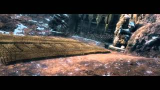 Хоббит: Битва пяти воинств - Трейлер №2 (дублированный) 1080p