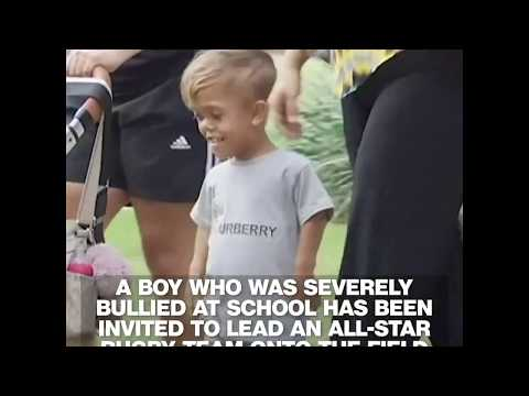 Boy allegedly bullied