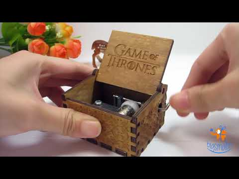 Game of Thrones Theme Music Box - Bigsmall.in