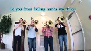 Hotel Jams #10: Dickinson, ND: In Flanders Fields - Maniacal 4 Trombone Quartet