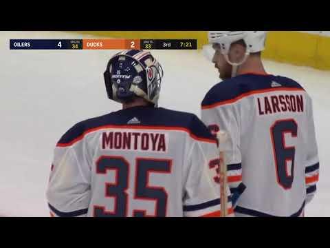 Edmonton Oilers vs Anaheim Ducks - February 25, 2018 | Game Highlights | NHL 2017/18