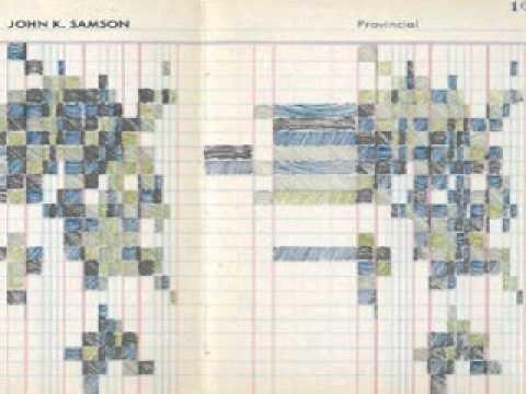 John K. Samson - Provincial