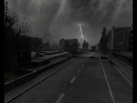 ВИДЕО ОБОИ / DreamScene / Площадь Припяти