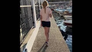 Турция. Кушадасы прогулка по центру города и набережной. Это видео для тех кому скучно в отеле...