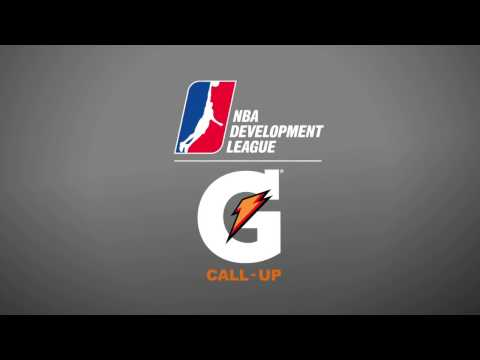 NBA D-League Gatorade Call-Up: Troy Williams to the Houston Rockets
