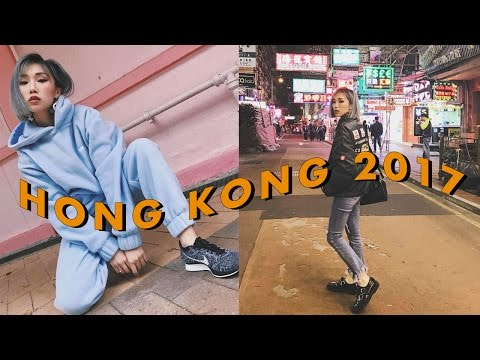 FOLLOW ME AROUND HONG KONG 2017 🇭🇰