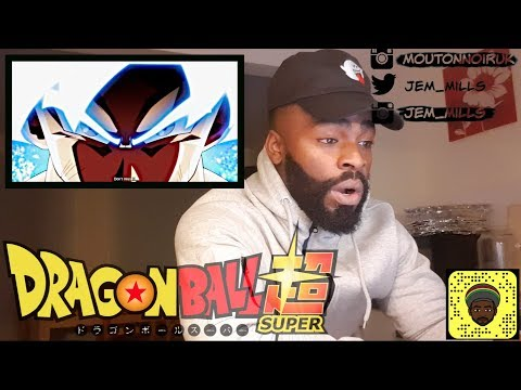 GOKU'S MASTERED UI FORM?!! | DRAGON BALL SUPER EPISODE 129 PREVIEW | REACTION!