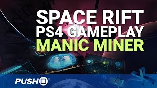 Space Rift PS4 Gameplay: Mining on Mars | PlayStation 4 | PlayStation VR