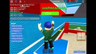 Me first video of ROBLOX