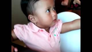 My cutie nephew, Khanza toon Thumbnail