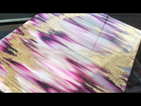 Ikat Painting Tutorial (Baby Bertha)