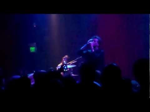 Trust - F.T.F. [live in SF, 4.12.12.]