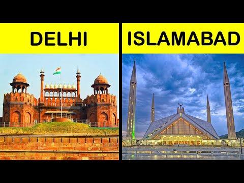 Delhi vs Islamabad Full city comparison UNBIASED 2018   Islamabad vs Delhi